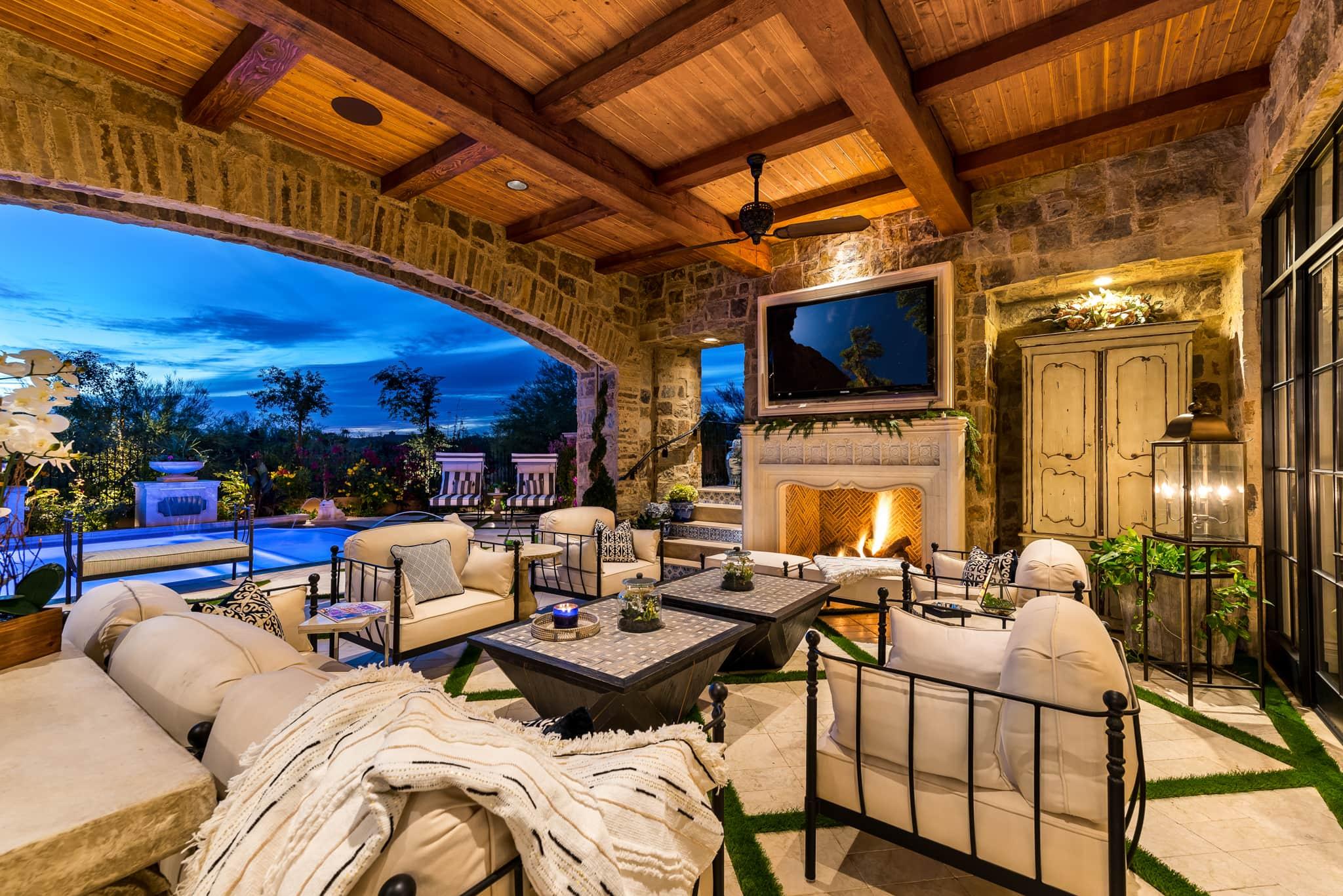 Design a Home for Entertaining